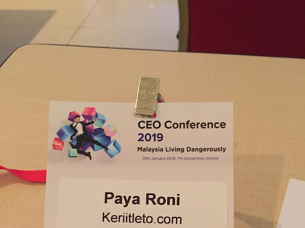 CEO Conference 2019 ( My takeaway and experience)