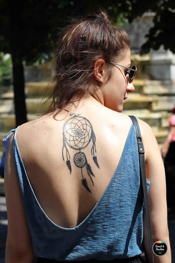 Tatouage Attrape Reves 10 Magnifiques Modeles Feminins Idees