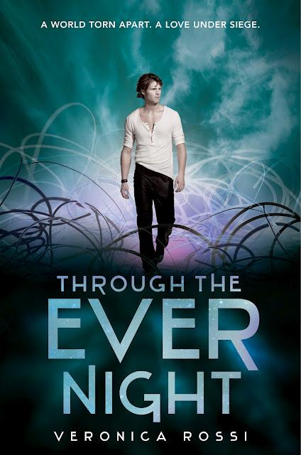 """News: Capa do livro """"Through The Ever Night"""", da escritora Veronica Rossi. 17"""