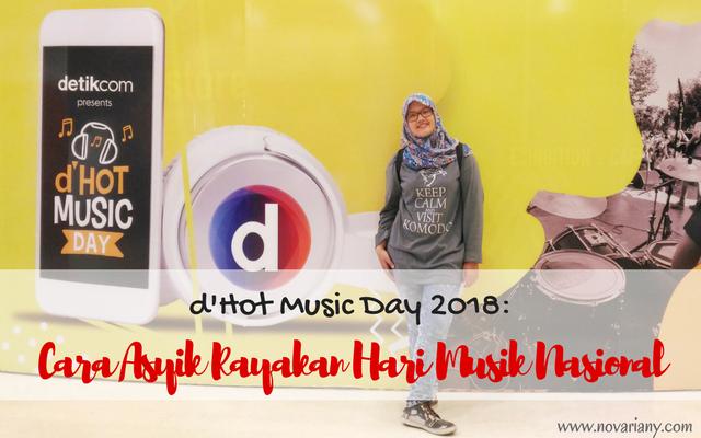 d'Hot Music Day 2018