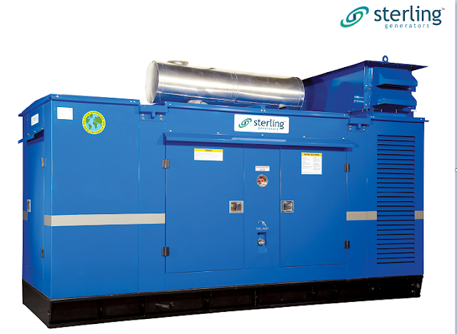 Sterling Generators - The Changing Face of the Indian Skyline Powered by Generators