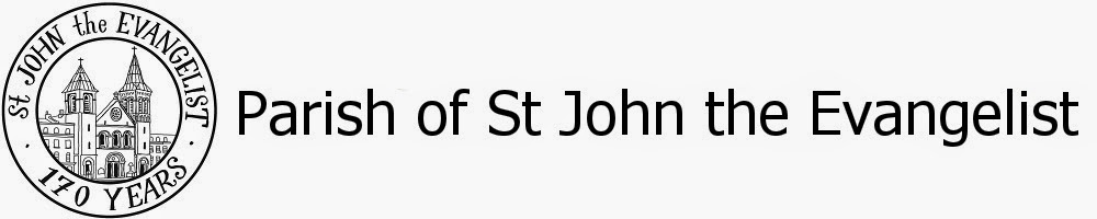 St. John the Evangelist Parish Islington Website