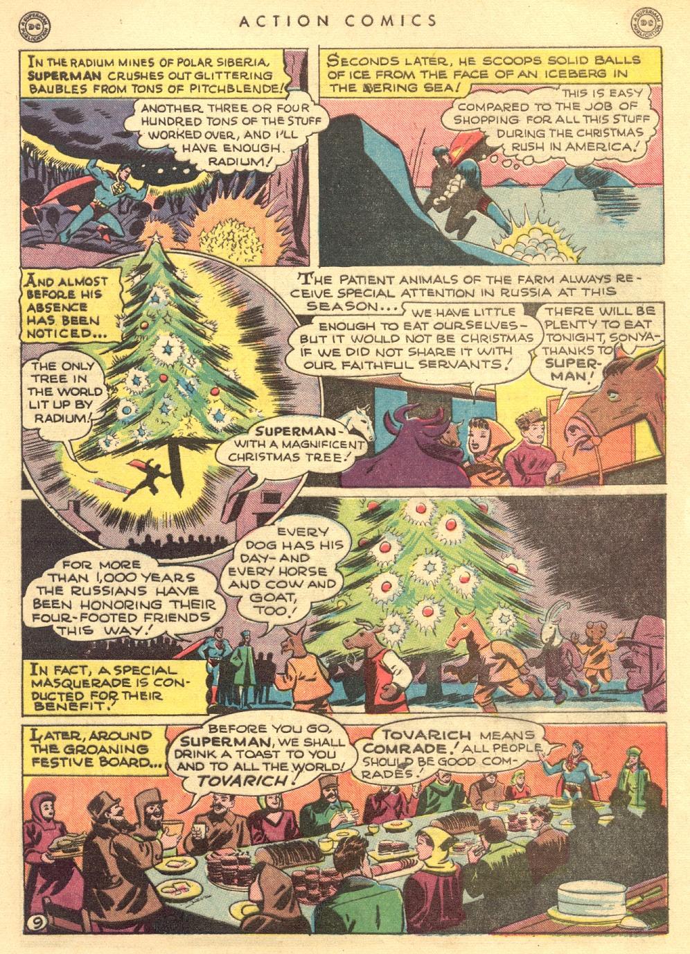 Action Comics (1938) 93 Page 10