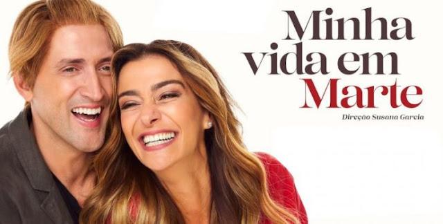 MINHA VIDA EM MARTE