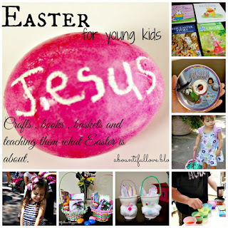 Easter For Young Kids