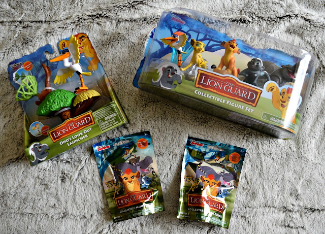 Lion Guard Toys | A Review