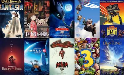 Daftar Film Animasi Terbaik Telah Rilis tahun 2016
