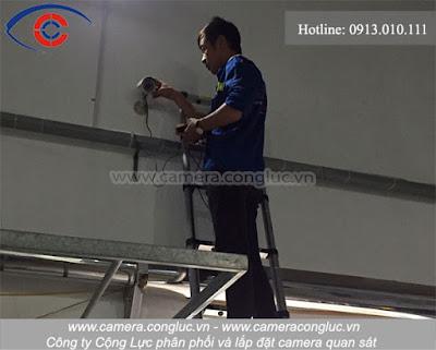 Với trình độ tay nghề cao, đã hoàn thành thi công lắp đặt hệ thống camera quan sát cho nhiều công trình khác nhau, đội ngũ nhân viên Camera Cộng Lực hoàn toàn tự tin có thể mang đến cho khách hệ thống camera quan sát hoàn chỉnh dù bên trong nhà hay ngoài trời.