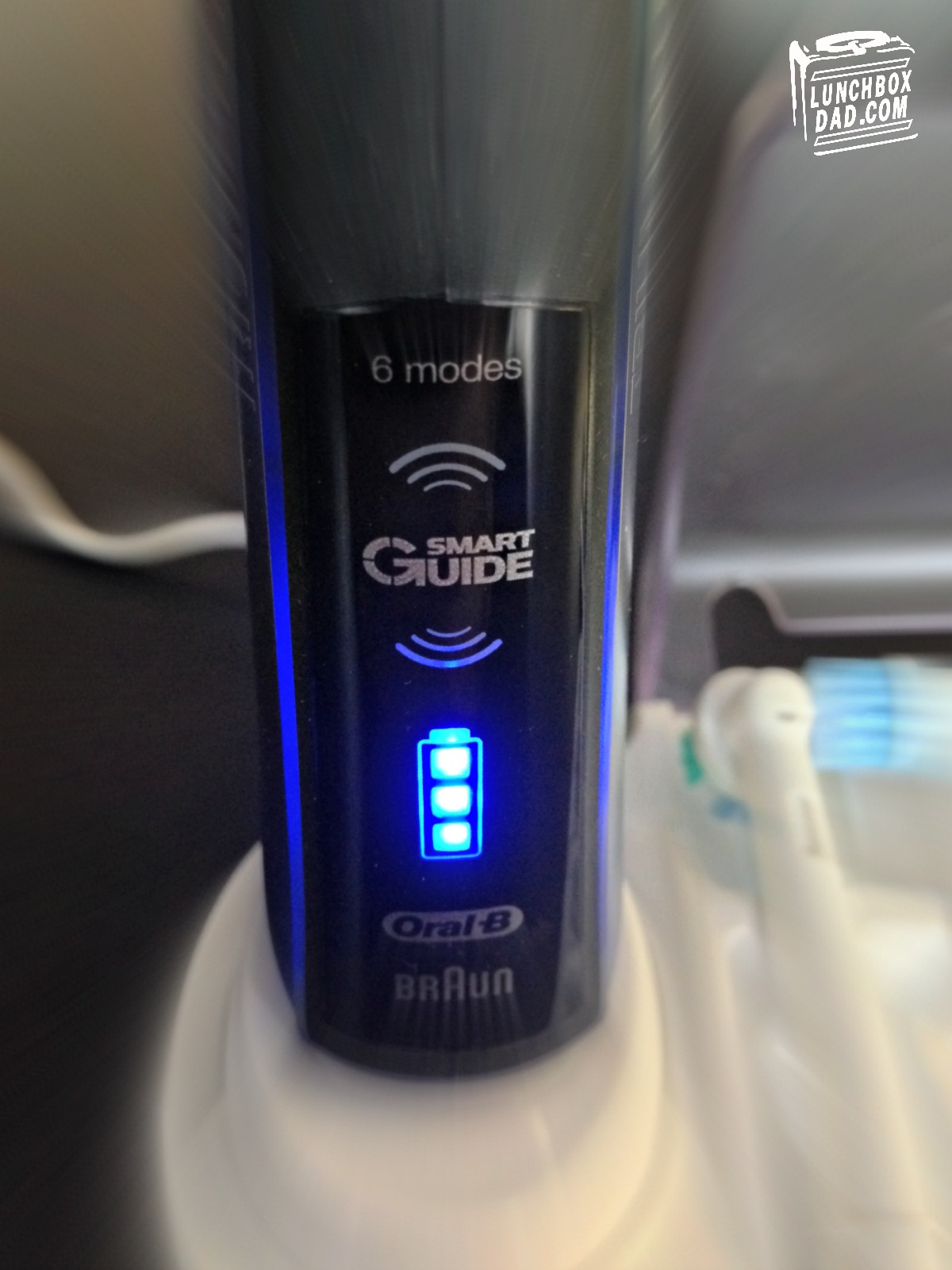 Oral-B Black 7000 Review #PowerofDad #shop