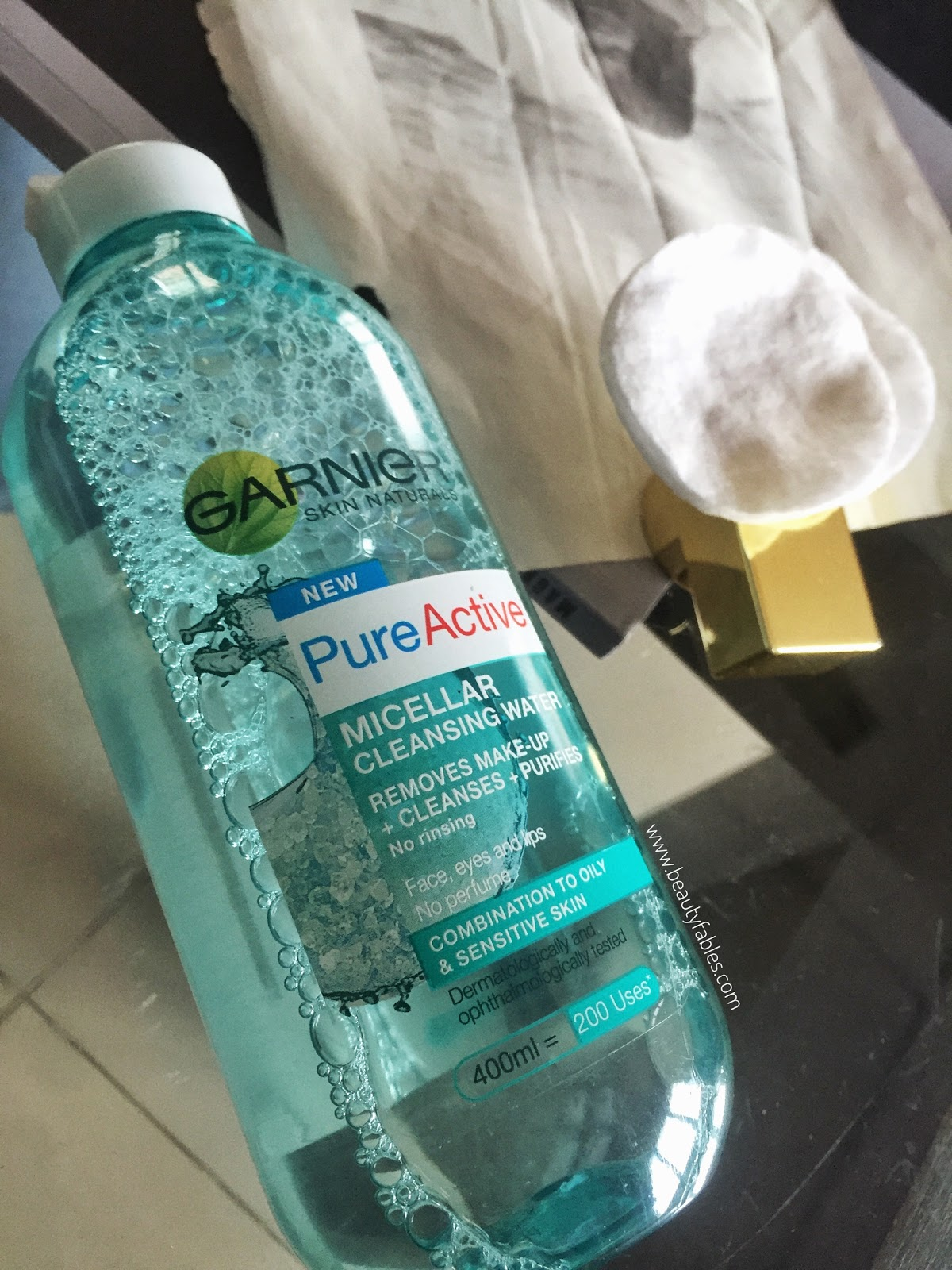 Nigerian beauty blogger explains what is micellar water