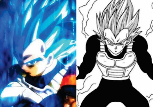 Form Baru Vegeta Terungkap dalam Ending Terbaru Dragon Ball Super