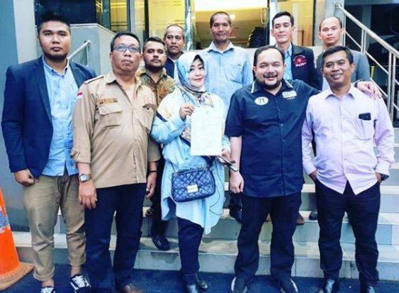 Difitnah Politisasi Aksi Bela Tauhid, Fahira Polisikan Advokat Japri