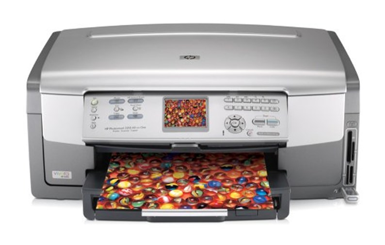 HP PhotoSmart 3210 Driver download software, review | CPD