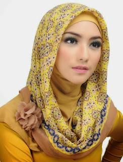 Jilbab Cantik Bugil Telanjang 2014
