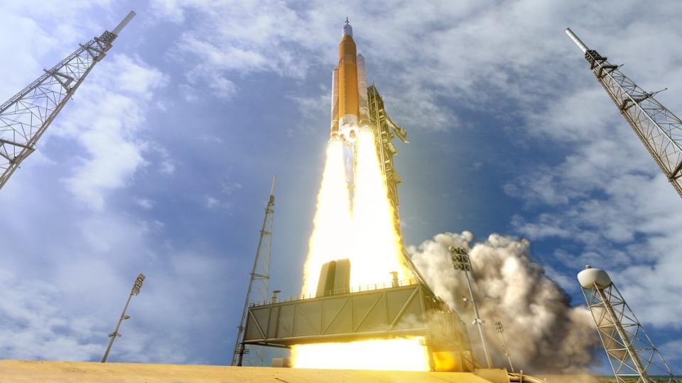 Teleskop ruang angkasa baru kali lipat kekuatan hubble untuk