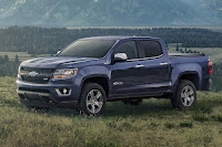 Chevrolet Colorado Centennial Edition Crew Cab (2018 North American Spec) Front Side