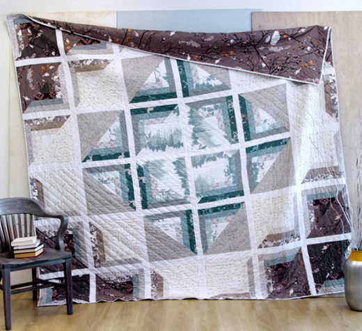 Windowscape Quilt Free Pattern