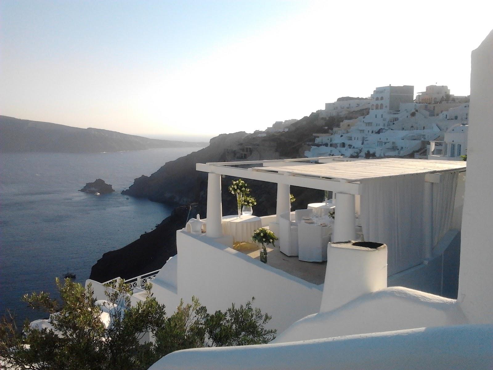 Wedding in Santorini: find the perfect wedding location ...