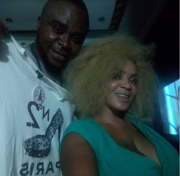 Just a night with you, I'm OK - fan tells Cossy Ojiakor