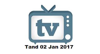 Tandberg 2 Januari 2017