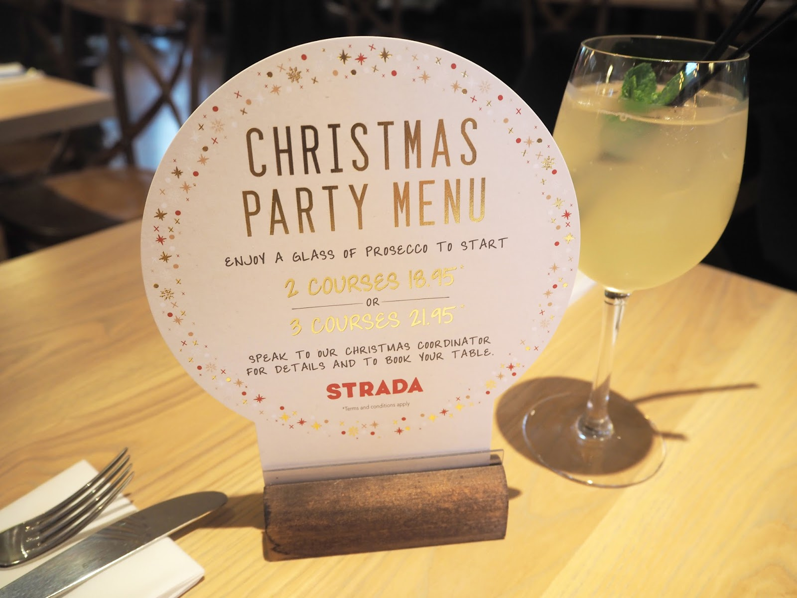 Strada Italian Restaurant, Horsham, UK Blogger, Restaurant Review, Italian Food, Food Blogger West Sussex Blogger, Katie Kirk Loves