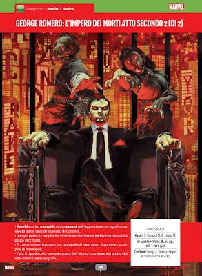 George Romero - L'impero dei morti Atto Secondo #2