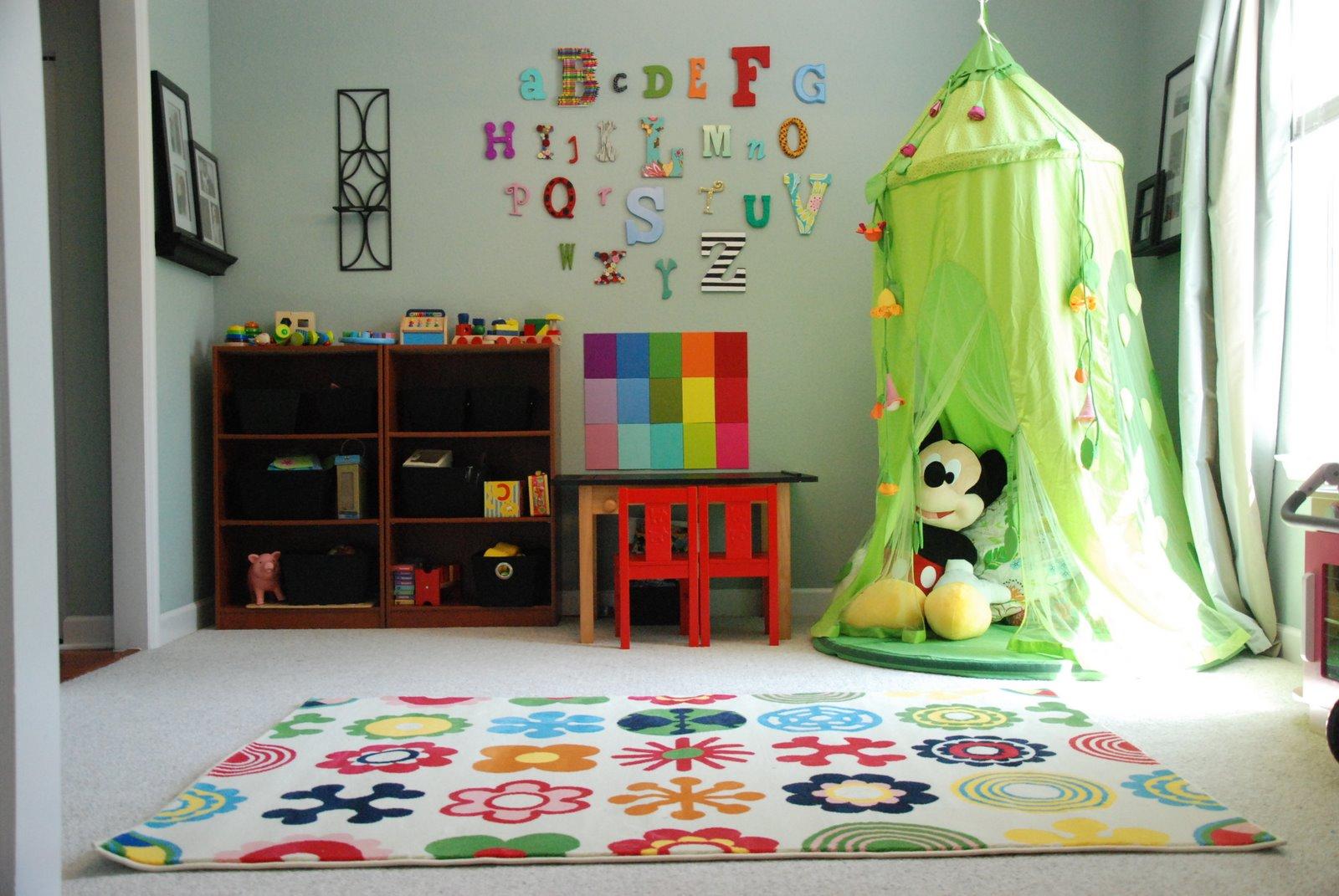 Décor Salle De Jeux décoration de la salle de jeux pour enfants