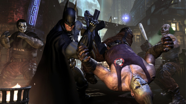 Batman Arkham City Game of the Year Edition PC Free Download Screenshot 3