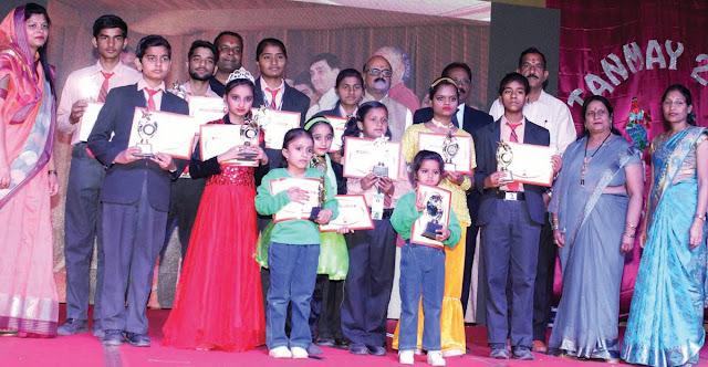Tarun Niketan Public School Palla celebrates its yearly celebration