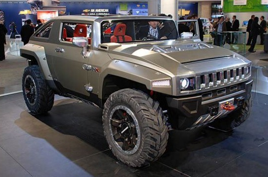2018 HUMMER H2 Redesign, Powertrain and Specs