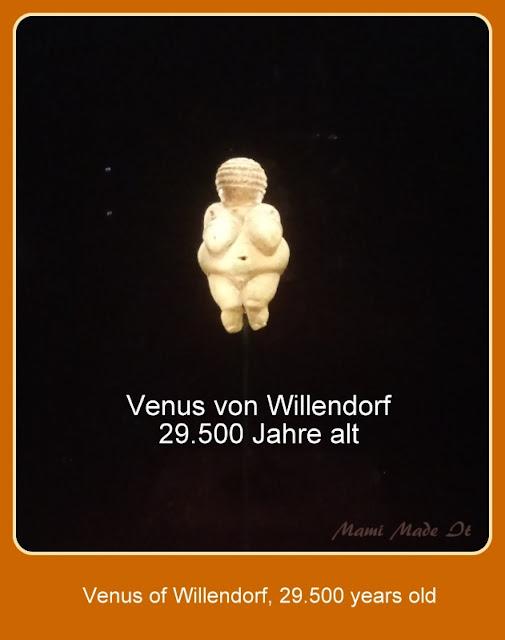 Venus von Willendorf, Naturhistorisches Museum Wien