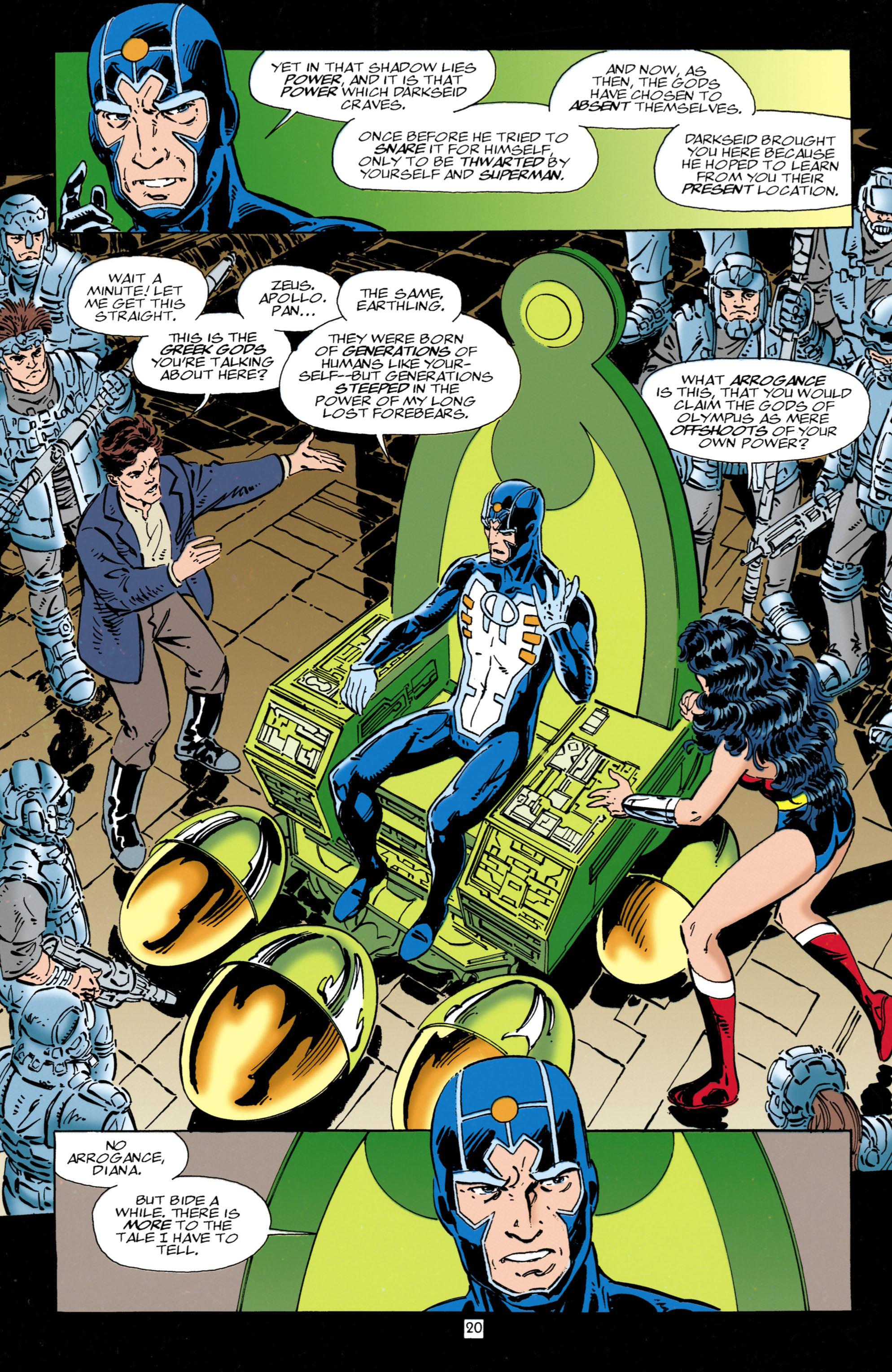 Read online Wonder Woman (1987) comic -  Issue #102 - 20
