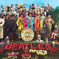 The Top 10 Albums Of The 60s: 03. The Beatles - Sgt. Pepper's Lonely Hearts Club Band