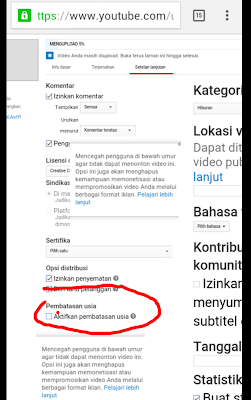 Kelemahan youtube