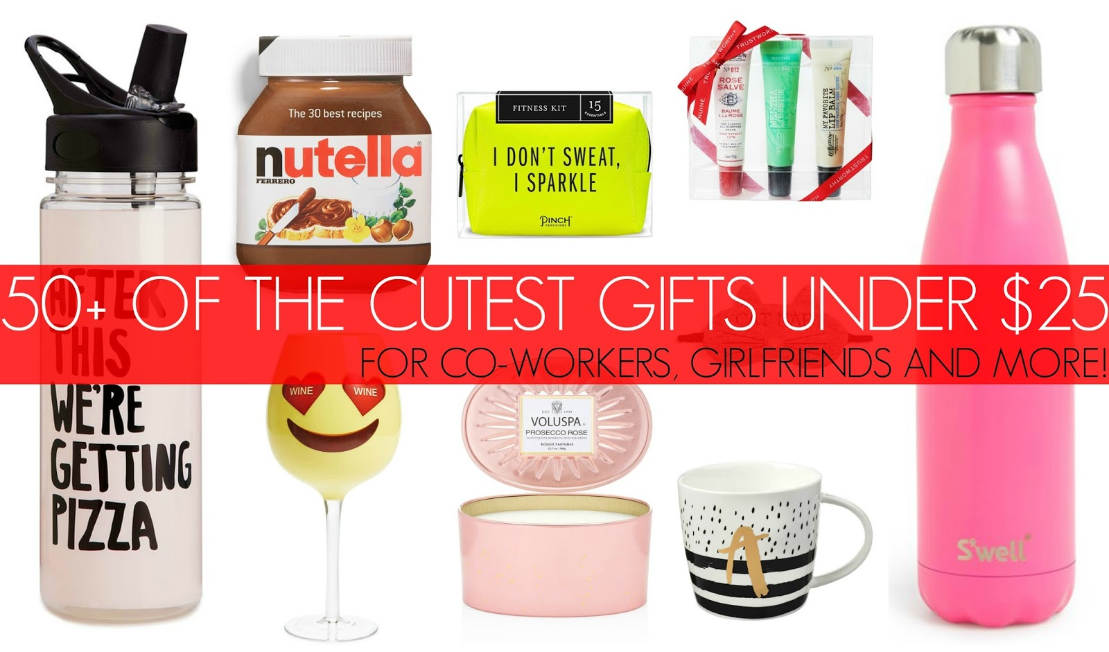 50 Of The Cutest Gifts Under 25 For Coworkers
