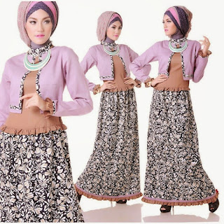 Model Busana Muslim Modern Online yang Terupdate