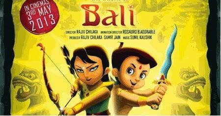 Chhota-Bheem-and-The-Shinobi-Secret Chota Bheem And Bali Full Movie