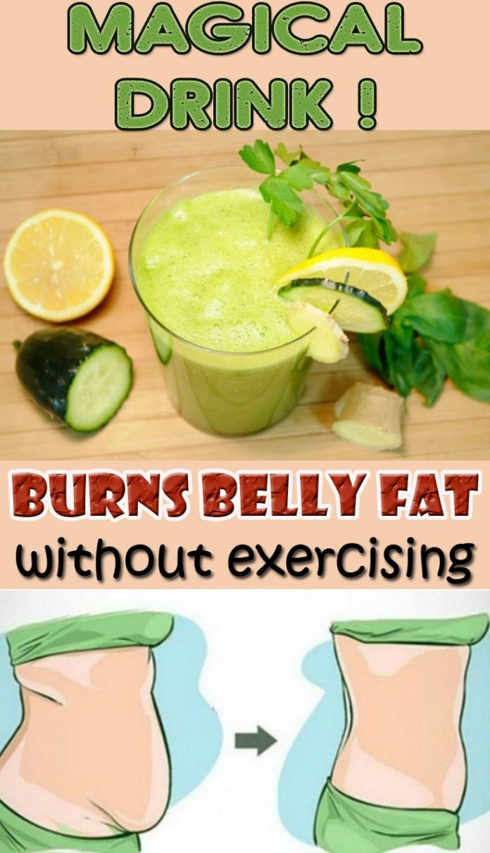 Shrink Your Belly with This CHEAP & NATURAL Homemade Drink (The Results are INCREDIBLE!)