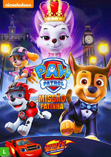 Paw Patrol: Missão Patinha - DVDRip Dublado