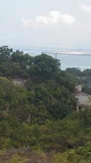 Tanah full view di Uluwatu Bali