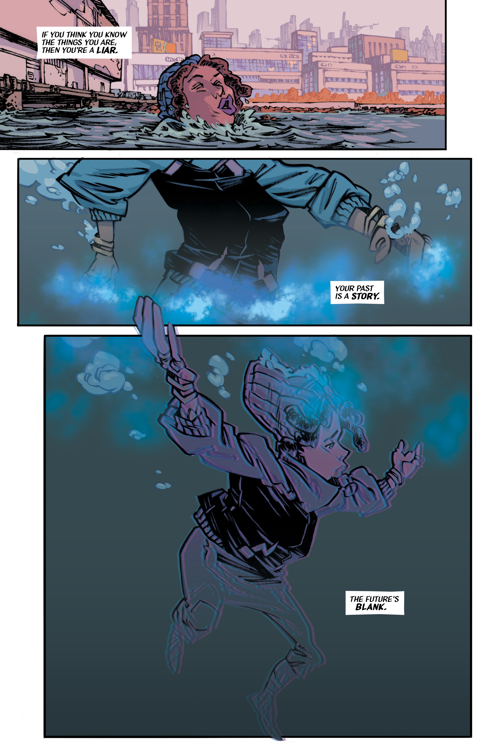Read online Black Cloud comic -  Issue #3 - 3