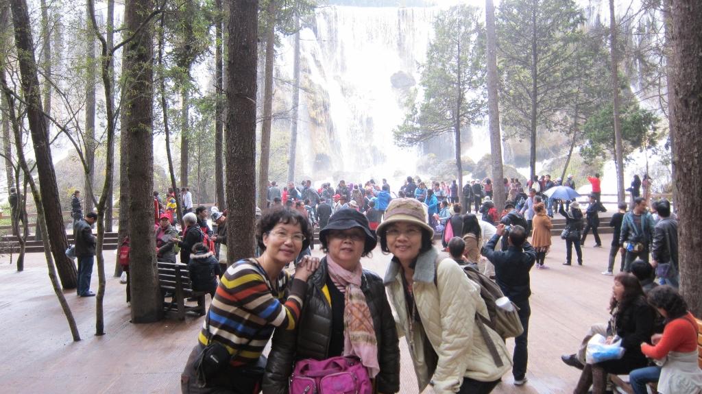 輕行散記: 九寨溝風景區