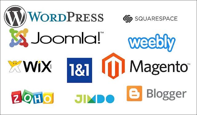 Macam - macam platform website