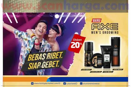 Promo Lulu Hypermarket QBIG MALL BSD Tangerang Banten 10 - 23 Januari 2019