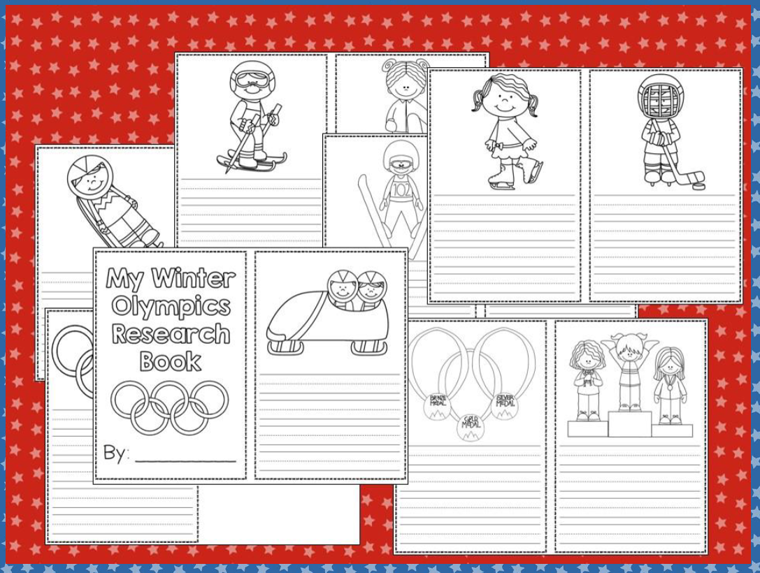 Winter Sports Read Alouds And Activities