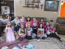 Kentucky Barefoot Girls