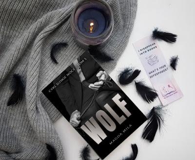Książka gorętsza niż samo piekło. || Magda Mila - Wolf