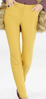 Sydney Fashion Hunter - The Monthly Wrap September 2015 - Radiant Rose Golden Honey Editor Ankle Pants