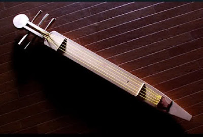 Tonkori ( ト ン コ リ ) musical instrument of traditional Japan - berbagaireviews.com
