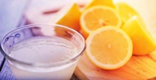 Como bajar de peso con limon